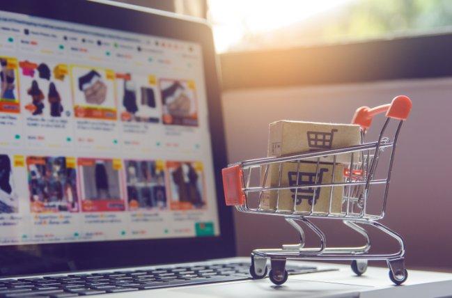 Desain Website Online Shop Yang Memudahkan Pelanggan - Fitur Katalog