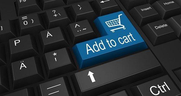 Desain Website Online Shop Yang Memudahkan Pelanggan - Fitur Shopping Cart