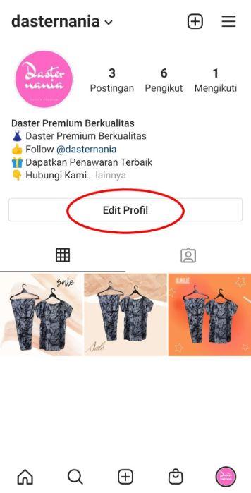 Membuat Akun Instagram Bisnis Yang Menarik 1