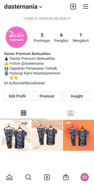 Membuat Akun Instagram Bisnis Yang Menarik 7