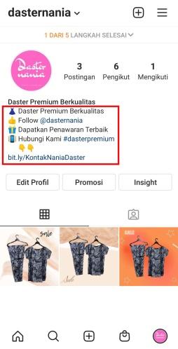Membuat Akun Instagram Bisnis Yang Menarik 9a